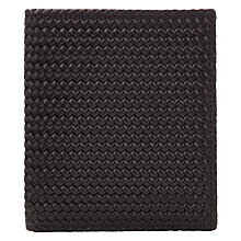 Buy John Lewis Made In Italy Woven Leather Wallet Online at johnlewis.com