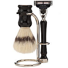 Buy John Lewis Made In Italy Shaving Set Online at johnlewis.com