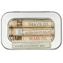 Buy JOHN LEWIS & Co. Tester Vials Set Online at johnlewis.com