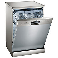 Buy Siemens SN25M880GB Dishwasher, Stainless Steel Online at johnlewis.com