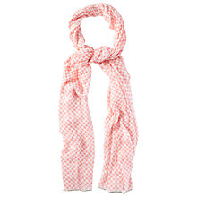 Buy White Stuff All Time Love Scarf, Pink Online at johnlewis.com