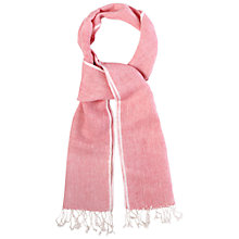 Buy White Stuff Avenida Scarf, Sweet Sorbet Online at johnlewis.com