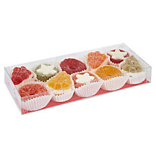 Buy Natalie Chocolates Christmas Fruit Jellies, 250g Online at johnlewis.com