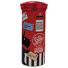 Buy Mr Stanley's Post Box Choc Chip Fudge Tin, 250g Online at johnlewis.com