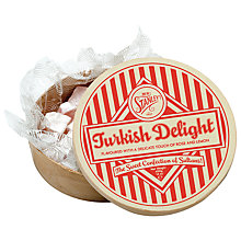 Buy Mr Stanley's Rose/Lemon Turkish Delight, 400g Online at johnlewis.com