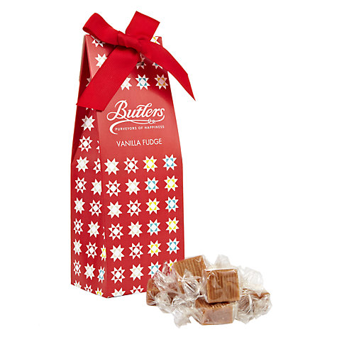 Buy Butlers Chocolates  Vanilla Fudge Box, 150g Online at johnlewis.com