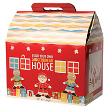 Buy Bake Your Own Gingerbread House Kit Online at johnlewis.com