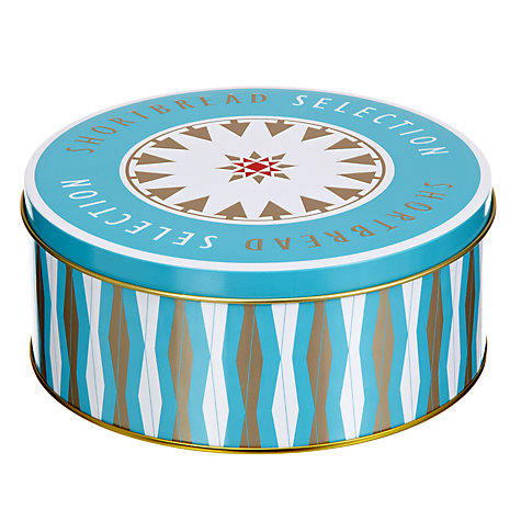 Buy Shortbread Tin, 200g Online at johnlewis.com