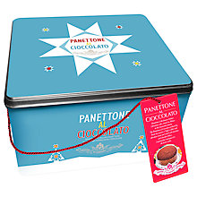 Buy Chiostro Di Saronno Chocolate Panettone, 750g Online at johnlewis.com