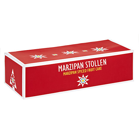 Buy Christmas Market Stollen, 500g Online at johnlewis.com