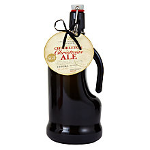 Buy Staffordshire Brewery Cheddleton Christmas Ale, 1l Online at johnlewis.com