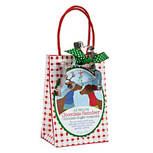 Buy Pelican Bay Chocolate Reindeer Cookie Mix, 368g Online at johnlewis.com