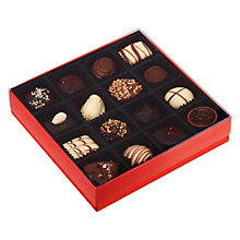 Buy Natalie Chocolates Belgian Chocolates, Pack of 16 Online at johnlewis.com