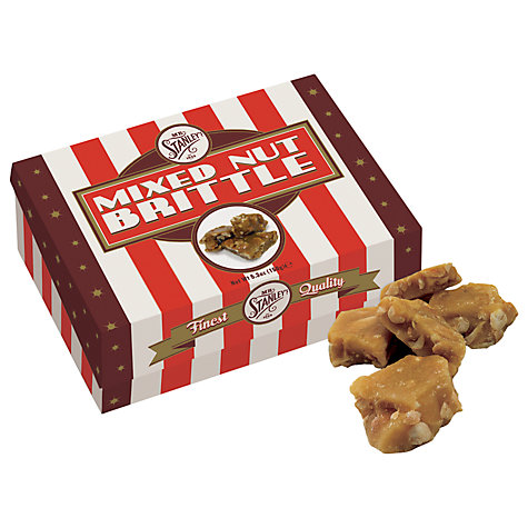 Buy Mr Stanley's Assorted Nut Brittle, 150g Online at johnlewis.com