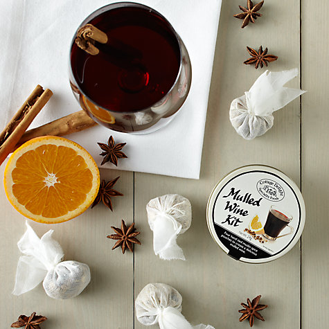 Buy Cottage Delight Mulled Wine in a Tin Kit Online at johnlewis.com