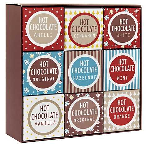 Buy Jolly Hot Chocolate Selection, 180g Online at johnlewis.com