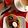 Buy Image on Food Penguin Gingerbread Biscuit, 60g Online at johnlewis.com