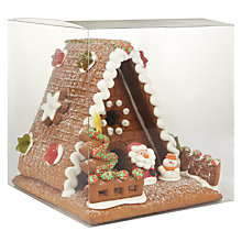 Buy Small Gingerbread House, 600g Online at johnlewis.com