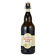 Buy Staffordshire Brewery Cheddleton Christmas Ale, 3l Online at johnlewis.com