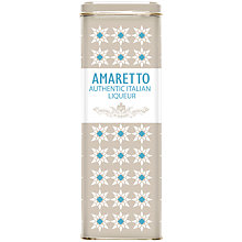 Buy Lazzaroni Amaretto In Tin, 750ml Online at johnlewis.com