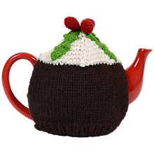 Buy Bobby Robin Teapot and Christmas Pudding Tea Cosy Set Online at johnlewis.com