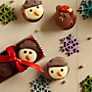 Buy Natalie Chocolates Christmas Bear and Snowman Chocolate Selection, 75g Online at johnlewis.com