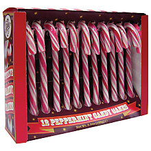 Buy Mr Stanley's Peppermint Candy Canes, Pack of 12 Online at johnlewis.com