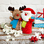 Buy Festive Hand Puppet with Marshmallow Trees, Assorted Online at johnlewis.com