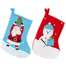 Buy Mini Stockings with Dolly Mix, Assorted Online at johnlewis.com