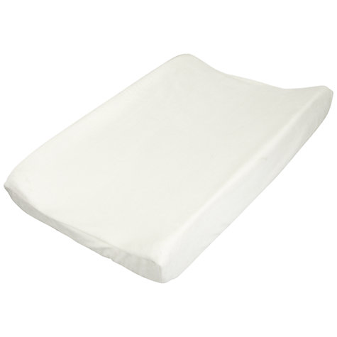 Buy John Lewis Changing Mat Cover Online at johnlewis.com