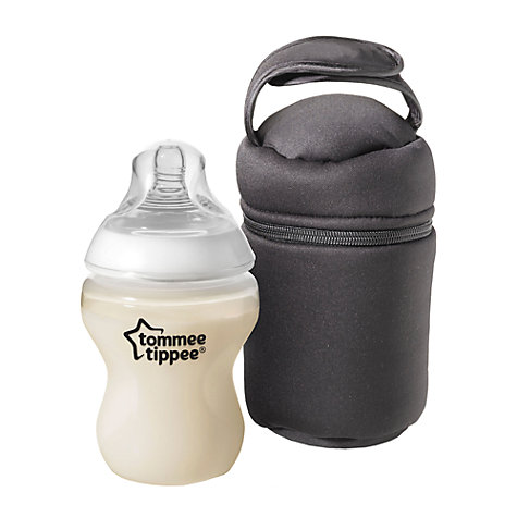 Buy Tommee Tippee Closer to Nature Insulated Bottle Bags, Pack of 2 Online at johnlewis.com