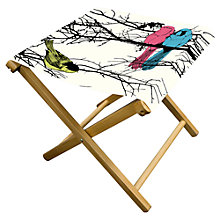 Buy John Lewis Birds Stool Online at johnlewis.com