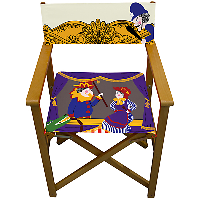 John Lewis Punch and Judy Director's Chair
