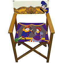 Buy John Lewis Punch and Judy Director's Chair Online at johnlewis.com