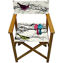 Buy John Lewis Birds Director's Chair Online at johnlewis.com