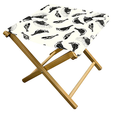 Buy John Lewis Birds Outline Stool Online at johnlewis.com