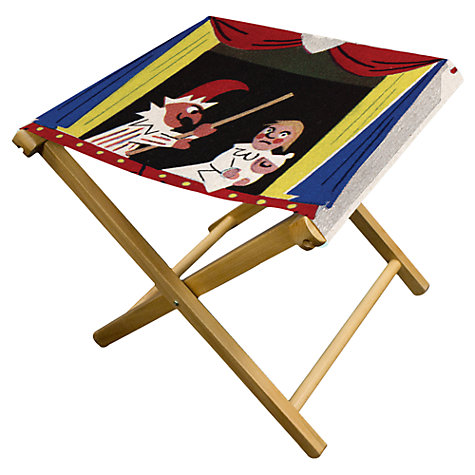 Buy John Lewis Punch and Judy Stool Online at johnlewis.com