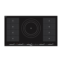 Buy Siemens EH975SZ17E Induction Hob, Black Glass Online at johnlewis.com