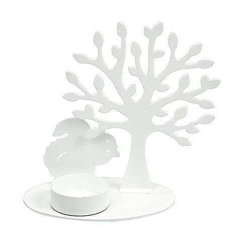 Buy House by John Lewis Squirrel Tealight Holder Online at johnlewis.com