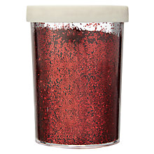 Buy John Lewis Red Glitter, 110g Online at johnlewis.com