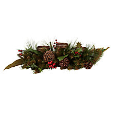 Buy John Lewis Berries and Pine Cone Centrepiece Online at johnlewis.com