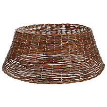 Buy John Lewis Extra Large Willow Tree Skirt Online at johnlewis.com