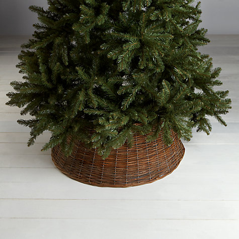 how to make a willow christmas tree