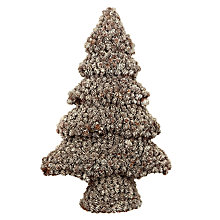 Buy John Lewis Pinecone Christmas Tree Online at johnlewis.com