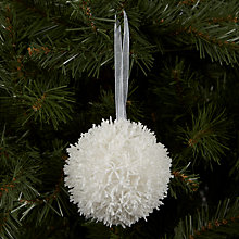 Buy John Lewis Spikey Bauble Online at johnlewis.com