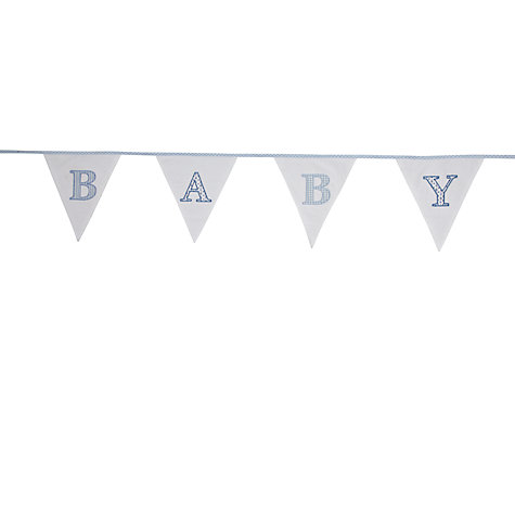 Buy Baby Bunting, Blue Online at johnlewis.com