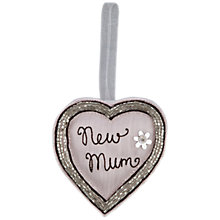 Buy New Mum Keepsake Token Online at johnlewis.com