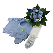 Buy Babuqee Classic Bouquet, Blue Online at johnlewis.com