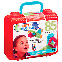 Buy Bristle Blocks Big Value Case Online at johnlewis.com