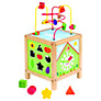 Janod Garden Maxi-Activity Cube